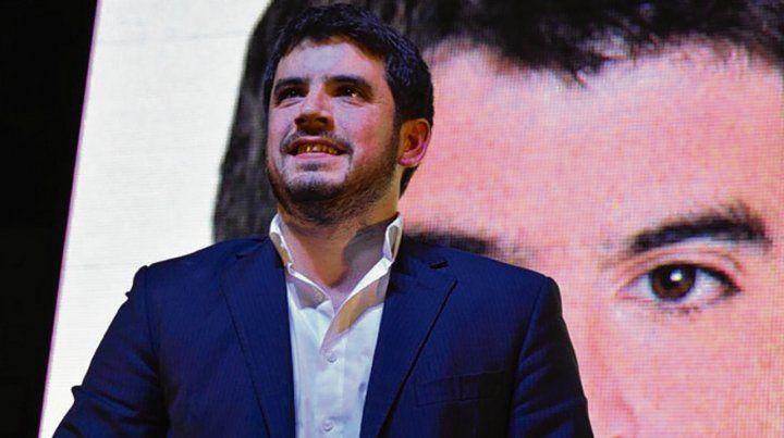 Vocación política. Leonel Chiarella