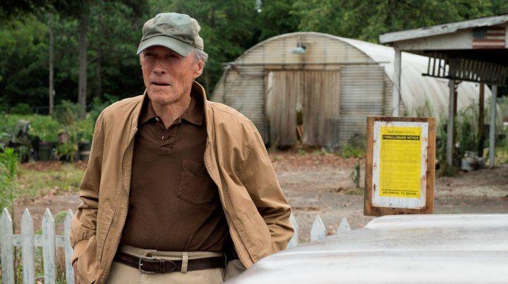 Clint Eastwood vuelve al ruedo con una nueva película