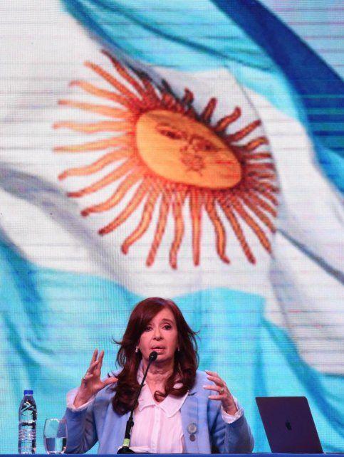 Cristina presentará Sinceramente en El Calafate
