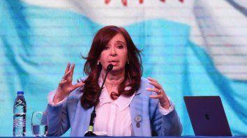 cristina fernandez de kirchner, a juicio oral por la causa cuadernos