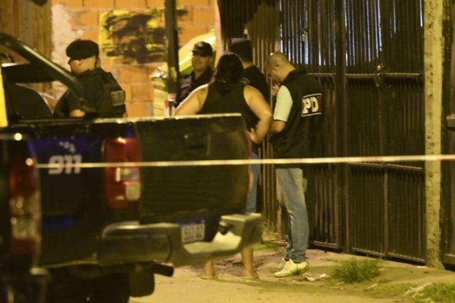 La mujer fue encontrada en su casa de Cullén al 1300 con golpes en la cabeza. (Foto: @joseljuarezjose)