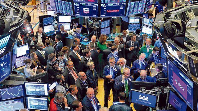 Euforia. En Estados Unidos todos los indicadores accionarios registraron subas en la jornada de ayer.