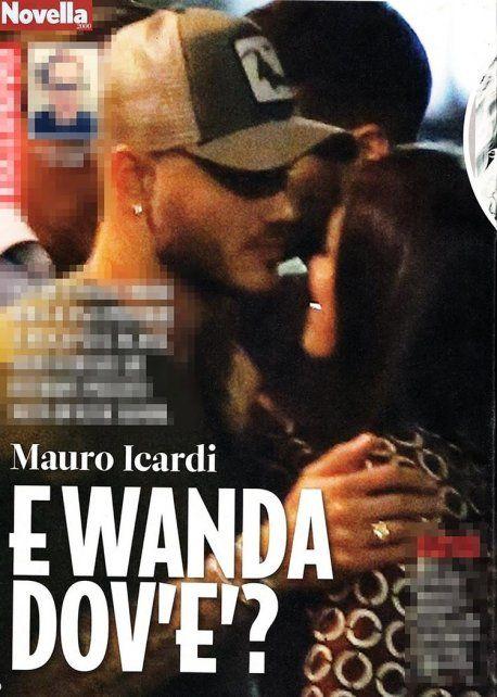 ¿Quién es la morocha a la que vinculan con Mauro Icardi?