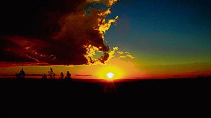 Astroturismo. El cielo merlino es ideal para las observaciones estelares.
