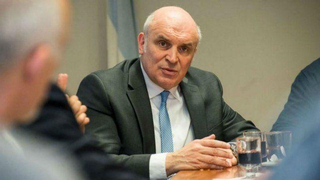 El economista se postula para la presidencia de la Nación.