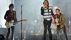 Mick Jagger volvió a tocar con los Rollings tras su cirugía
