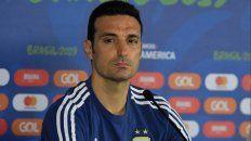 scaloni no dio el equipo para no darle ventaja a qatar