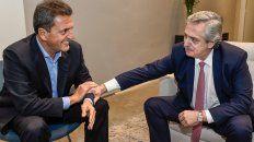 Alberto Fernández recibirá a la delegación del FMI.