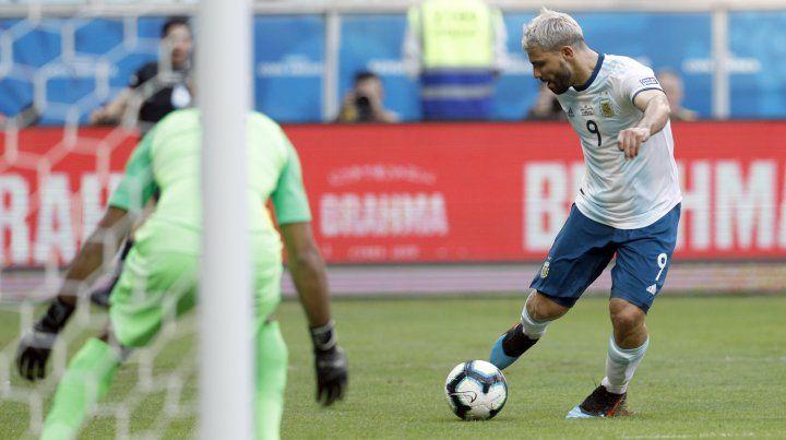 Argentina clasificó a cuartos de final y enfrentará a Venezuela