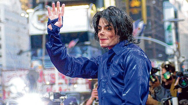 Estrella pop. Michael Jackson fue una figura indiscutible de la escena