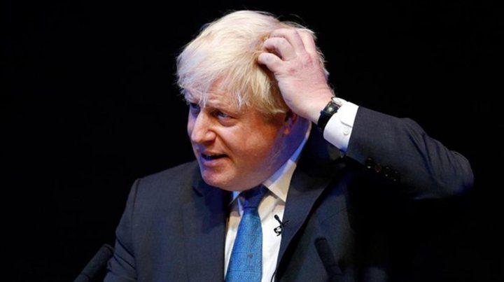 ¿qué digo? Johnson está a un paso de ser el nuevo jefe de gobierno.