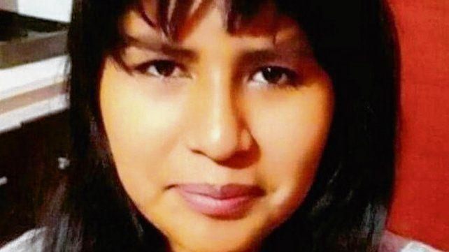 victima. Daniela Fernández Quelca tenía 19 años y dos hijas pequeñas.