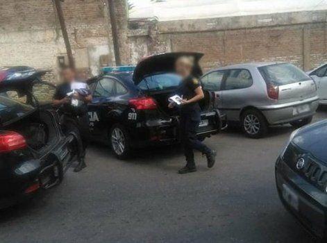 Amplían la imputación a policías por apremios en las Cuatro Plazas