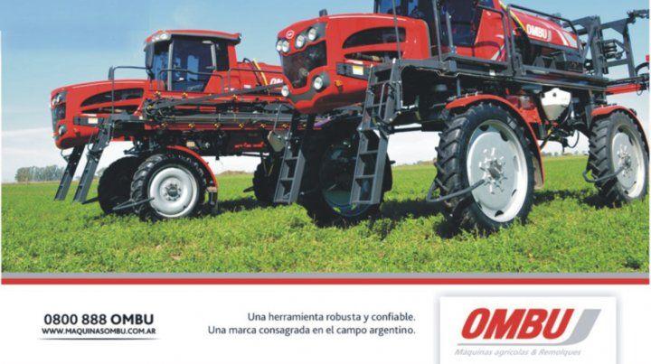 Ombú presente en Agroactiva 2019
