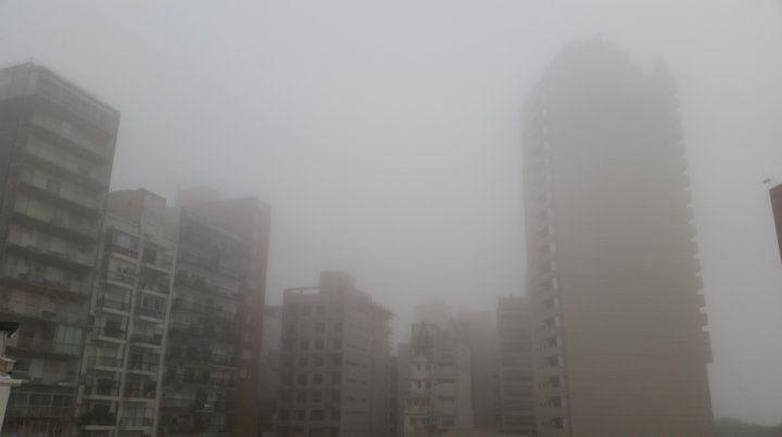 Alerta meteorológico por vientos fuertes para Rosario y la región