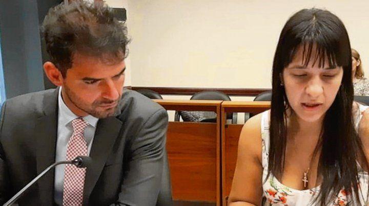 Acusadores. Los fiscales Grimberg y Del Río Ayala investigaron el caso.