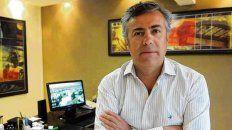 Fogonero. Cornejo, gobernador mendocino, abrió públicamente el debate.