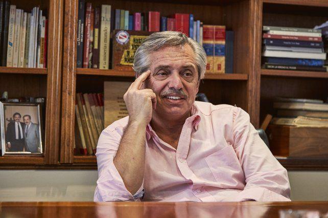 Fernández: Si a las listas las hubiera decidido La Cámpora, Cristina sería candidata a presidenta