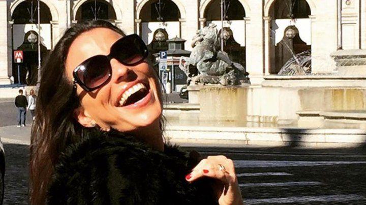 La mujer que fue fotografiada con Mauro Icardi se ríe de los rumores