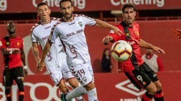 Acordado. El defensor viene de jugar en Albacete, de la segunda división de España.