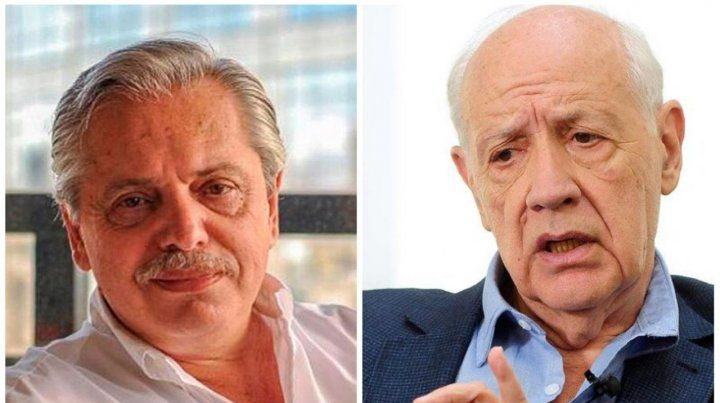 Alberto Fernández y Lavagna se reúnen con el FMI