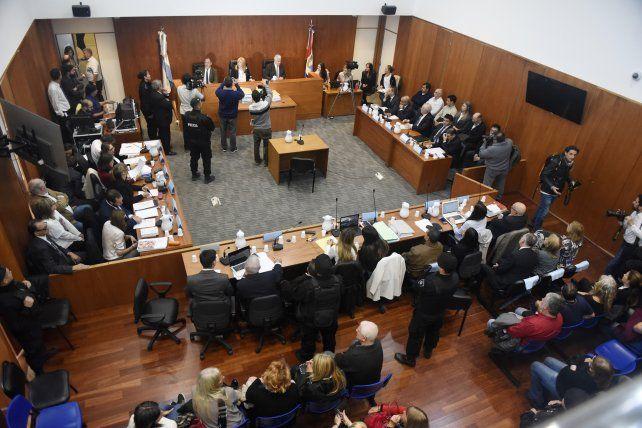 La sentencia del juicio por la explosión del edificio de Salta 2141 se conocerá el martes