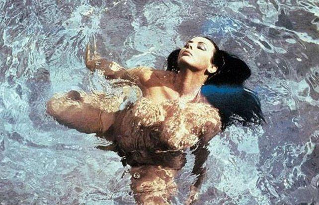 Sarli marcó el erotismo de una época en el cine nacional.