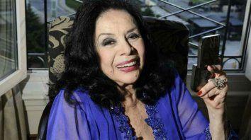 Isabel Sarli marcó una época en el cine nacional.