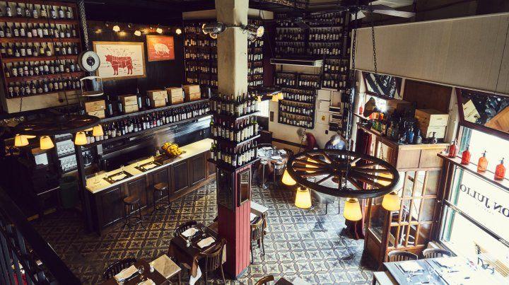Un rosarino fue distinguido por tener uno de los mejores restaurantes del mundo