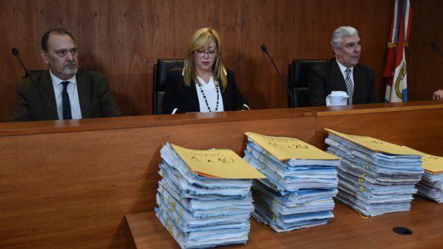 Cuál es la condena pedida para cada uno de los acusados por la explosión de Salta 2141