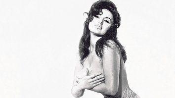 Inolvidable. La actriz falleció ayer a los 89 años después de sufrir una fractura de cadera.