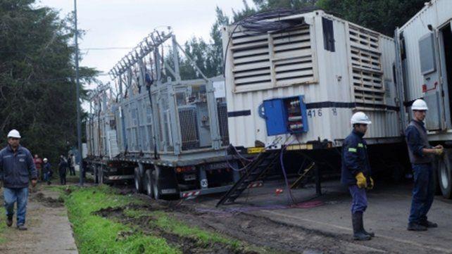 El corte de energía eléctrica afecta a 20 mil usuarios de Tolosa