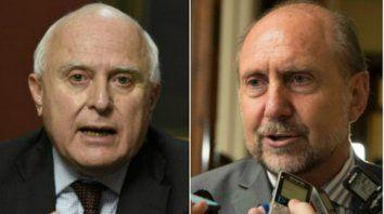 Traspaso. Lifschitz y Perotti deben ir coordinando los temas para facilitar la transición de gobierno.