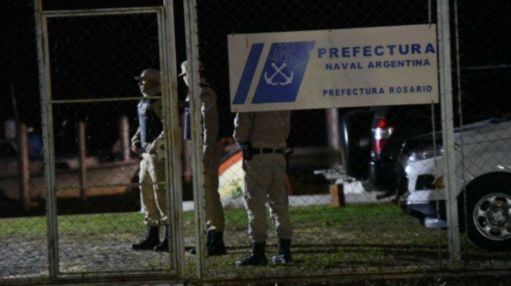El cuerpo del windsurfista fue trasladado por Prefectura.