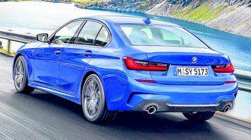 El nuevo BMW serie 3 se presentó en Rosario