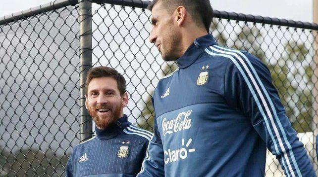 El Patón Guzmán tiene un acuerdo por si Messi vuelve a Newells