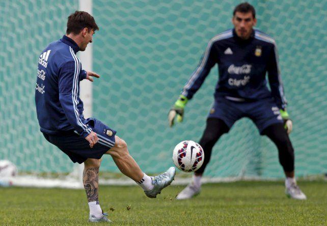 Si Messi regresa a Newell's, dejo a Tigres — Nahuel Guzmán