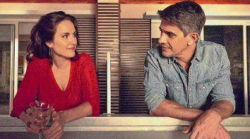 ¿Dos a quererse? Los personajes de Julieta Díaz y Pablo Echarri llevan vidas muy diferentes, pero el amor aparece.