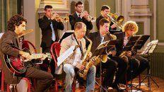 Jazz gratis en la Cámara de la Construcción