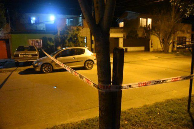 Un hombre fue asesinado a balazos en la zona sur