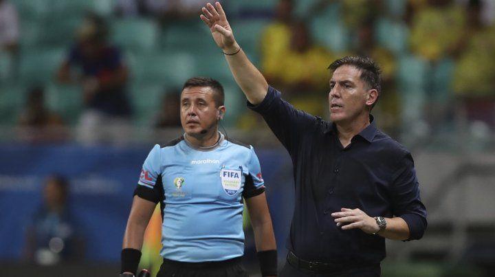 El Paraguay de Berizzo se mide con Brasil en el inicio de los cuartos de final