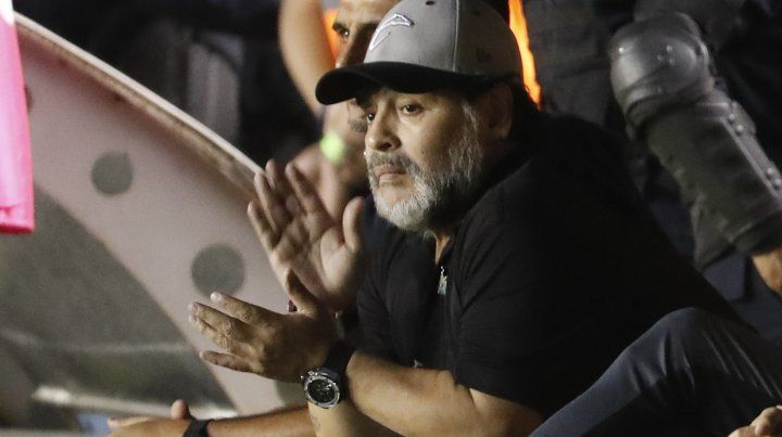 Otra vez se agranda la familia Maradona