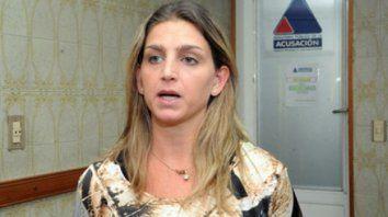 Fiscal. Marisol Fabbro lleva adelante la acusación contra Carlos C.