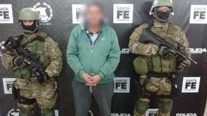 Imputaron al medio hermano de Esteban Alvarado como organizador de una banda