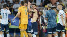 argentina gano y ahora chocara con brasil en semifinales