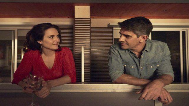 Julieta Díaz y Pablo Echarri en una comedia romántica.