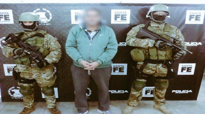 Gustavo Ramos se presentó el martes a la noche en el cuartel de la TOE y ayer estuvo ante una jueza.
