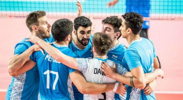 Argentina vencíó a China en la Liga de las Naciones