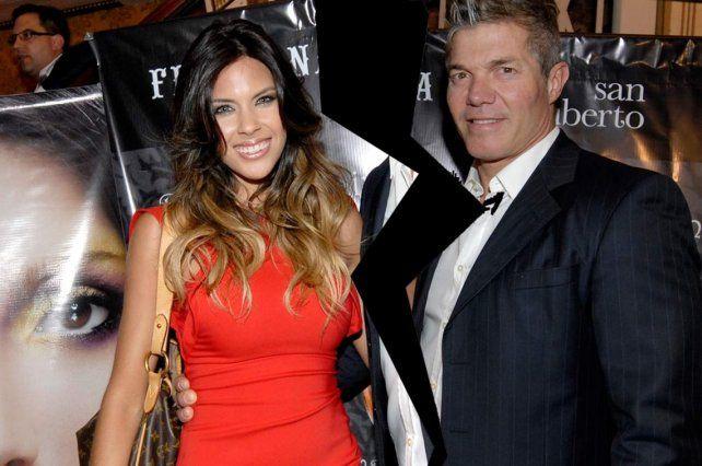 Barby Franco reveló un insólito accidente sexual junto a Fernando Burlando