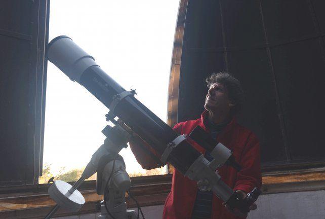 Investigadores de Funes verán el eclipse desde una privilegiada platea en La Rioja